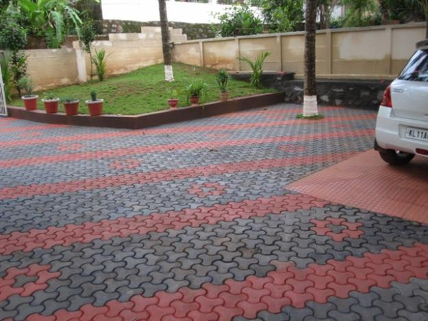Carpet Tile Compound : Sushil construction water proofing mumbai